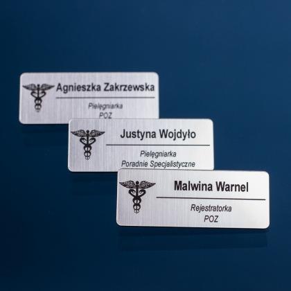 Identyfikatory dla służby zdrowia