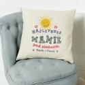 Najlepszej mamie pod słońcem - poduszka dla mamy