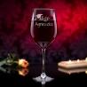 Opinia dla Magister - grawerowany kieliszek do wina